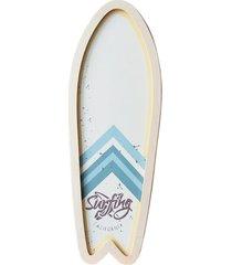 lampa deska surfingowa kremowa -unky