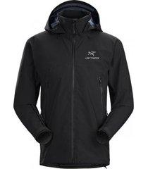arc'teryx jas men beta ar jacket black 20-s