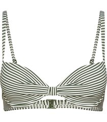 beach tops with wire bikinitop grön esprit bodywear women