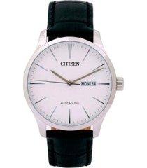 relógio citizen automático tz20788n masculino