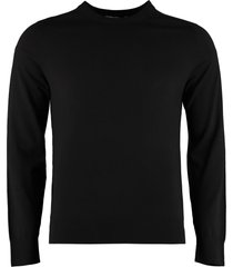 givenchy wool crew-neck pullover