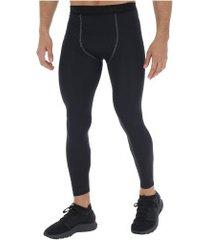 calça térmica com proteção solar uv penalty - masculina - preto