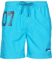 zwembroek superdry waterpolo swim short