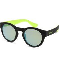 gafas havaianas plastico negro unisex