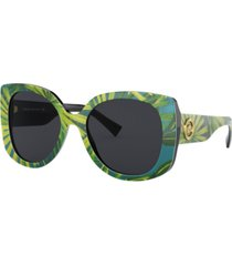 versace sunglasses, ve438756-x