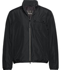 b.intl kirby jacket tunn jacka svart barbour