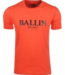 ballin est. 2013 ballin heren t-shirt est 2013 print -