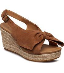 w.camilla sko wedge brun ugg