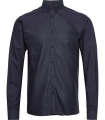 christoph oxford shirt skjorta casual blå les deux