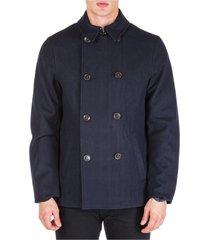 men's double breasted coat overcoat