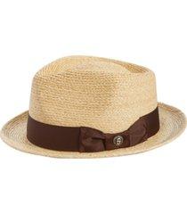 stetson men's 42nd street straw hat