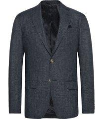 6146 - star napoli normal blazer colbert blauw sand