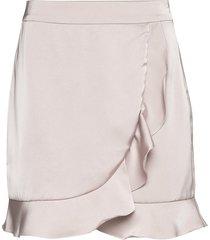 deena skirt kort kjol rosa by malina