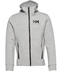 hp ocean fz hoodie hoodie trui grijs helly hansen