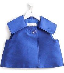 señorita lemoniez 'ruidera' jacket - blue