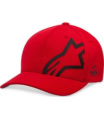 gorro corp shift sonic tech rojo alpinestars
