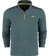 new zealand auckland sweater te paeroa 498 moss green