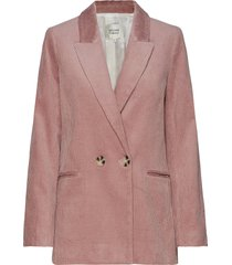 d lla blazer blazer kavaj rosa second female