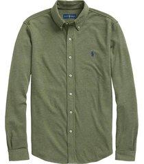 overhemd groen