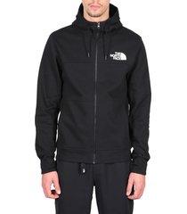 hmlyn full zip hoodie