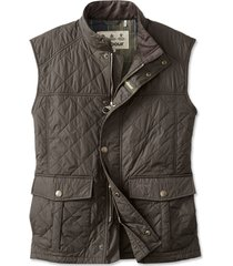 barbour explorer gilet / barbour explorer gilet, brown, x large