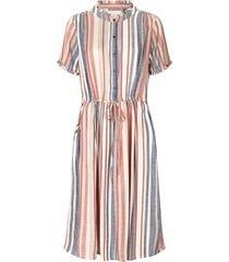 gestreepte jurk sandra  multi