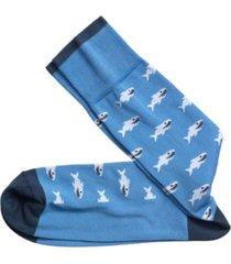 johnston & murphy sharks socks