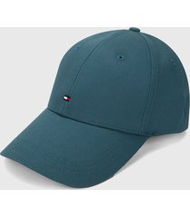 gorra verde-blanco-rojo tommy hilfiger