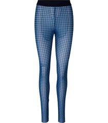 jazzlyn leggings gingham sustainable