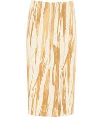 sportmax dirce wrap skirt