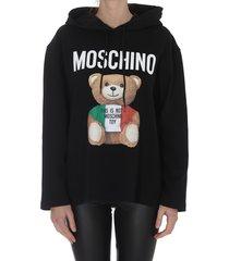 moschino hoodie