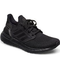 ultraboost 20 w shoes sport shoes running shoes svart adidas performance