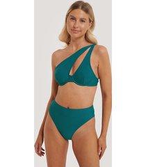 na-kd swimwear bikiniunderdel - turquoise