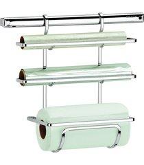 suporte para papel toalha - brinox - brinox