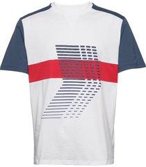 daty_lp3 t-shirts short-sleeved vit hugo