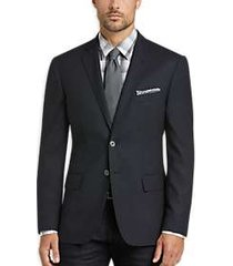 joe joseph abboud navy slim fit blazer