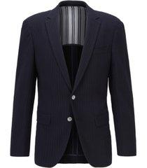 boss men's hartlay slim-fit blazer