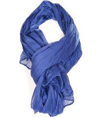 sjaal dress code chèche sitta bleu