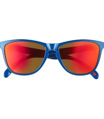men's oakley frogskins(tm) 57mm square sunglasses -