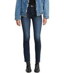 levi's women's 724 straight-leg jeans