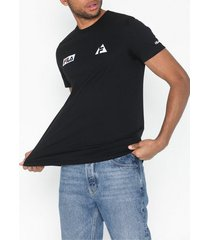 fila hoyt tee t-shirts & linnen black