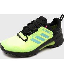 zapatilla de senderismo terrex swift r3 gtx multicolor adidas outdoor