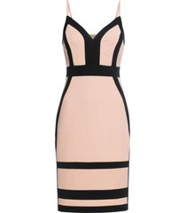 abito color block (rosa) - bodyflirt boutique