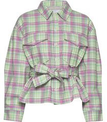enretna jacket 6719 sommarjacka tunn jacka multi/mönstrad envii