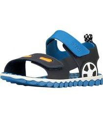 sandalia cuero summer roller new ii grisbibi