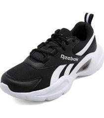 tenis lifestyle negro-blanco  reebok royal ec ride 4.0