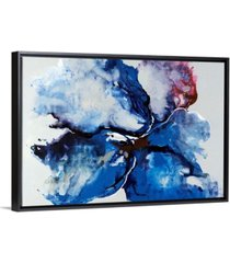 "greatbigcanvas 30 in. x 20 in. ""magic pool"" by sydney edmunds canvas wall art"