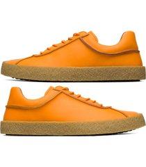 camper twins, sneaker uomo, arancione , misura 46 (eu), k100637-003