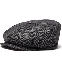 'tremelo' wool bakerboy cap