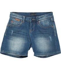 pour moi denim shorts